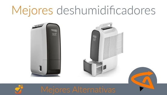 deshumidificadores alternativas