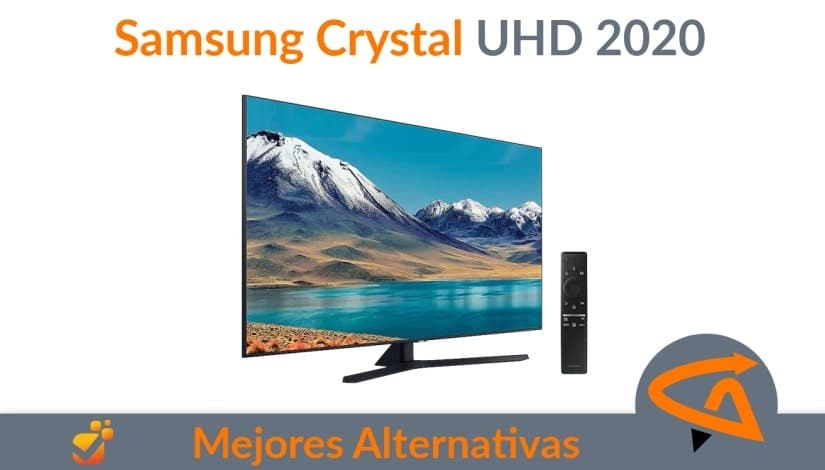 samsung crystal alternativas