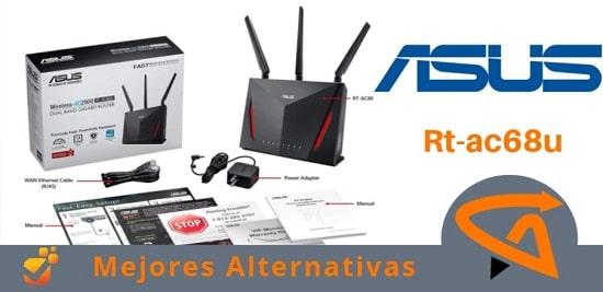 similares al router Asus rt-ac68u