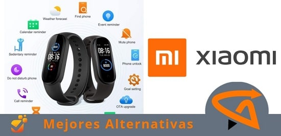 similares xiaomi smartwatch