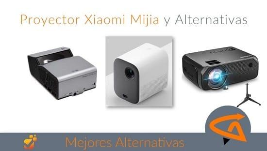 proyector xiaomi mijia alternativas