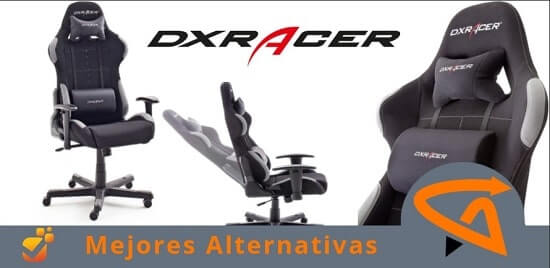 alternativas a sillas dxracer