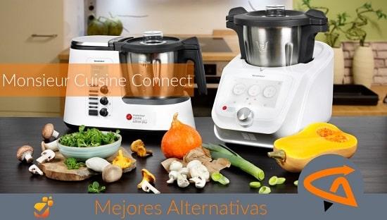 alternativas Monsieur Cuisine Connect