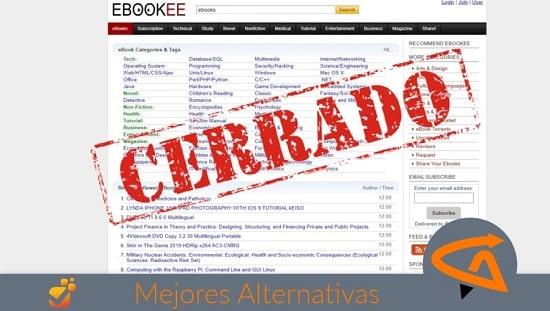 ebookee.org alternativas